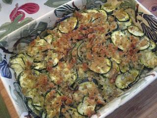 Asheville, NC Food Destinations + Zucchini Gratin