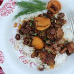 Winter Pork and Fruit Ragout