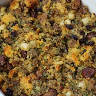Herbed Corn Bread Stuffing