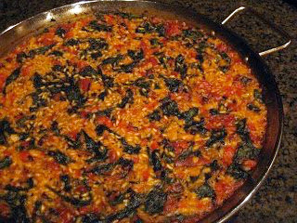 Vegetarian Paella-12