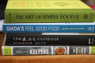 Favorite New Cookbooks Fall 2013