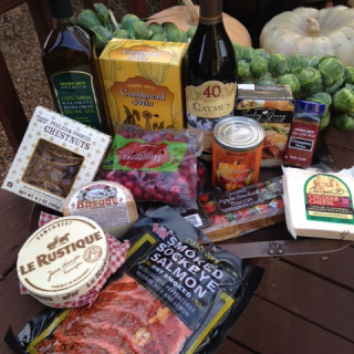 Thanksgiving Essentials from Trader Joes