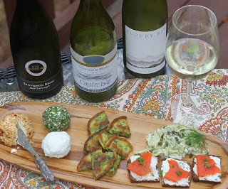 New Zealand Sauvignon Blanc Tasting and Food Pairing