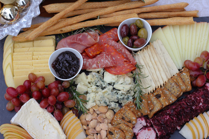 Trader Joes Holiday Cheese Platter-2