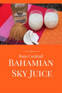 Bahamian Sky Juice