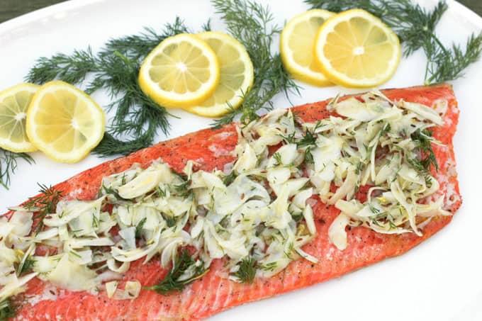 Slow Roasted Salmon-3