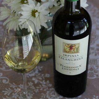 Wine Tasting – 2014 Terredora Falanghina, Italy