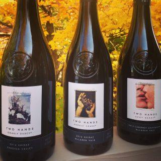 Australian Shiraz Tasting – Two Hands Wines