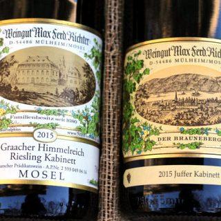 Wine Tasting – Max Ferdinand Richter Riesling