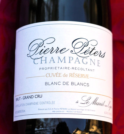 Pierre Peters Champagne