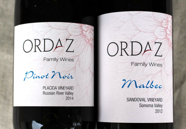 Wine tasting - Ordaz Family Wines