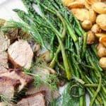 Roasted Balsamic Pork Tenderloin Paired with Meeker Vineyard Wines
