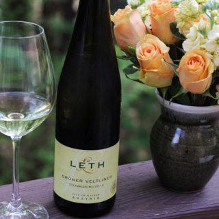 Wine Tasting – 2015 Leth Grüner Veltliner Steinagrund