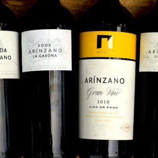 Wine Tasting – Arínzano Estate Wines