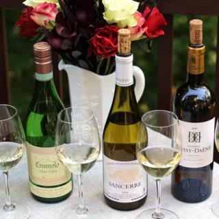 Celebrating International Sauvignon Blanc Day