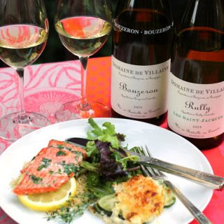 Discovering Domaine de Villaine Bouzeron and Rully Les Saint-Jacques in the Côte Chalonnaise #winophiles