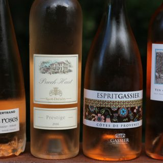 A Season of Rosé Wines Paired with Mediterranean Flavors