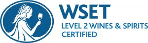 WSET Level 2 Certified