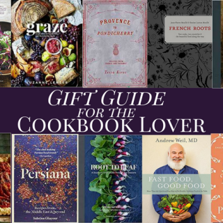 Gift Guide for the Cookbook Lover