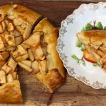 Apple Crostata
