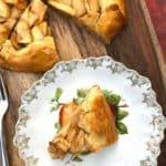 Apple Crostata with Prosecco