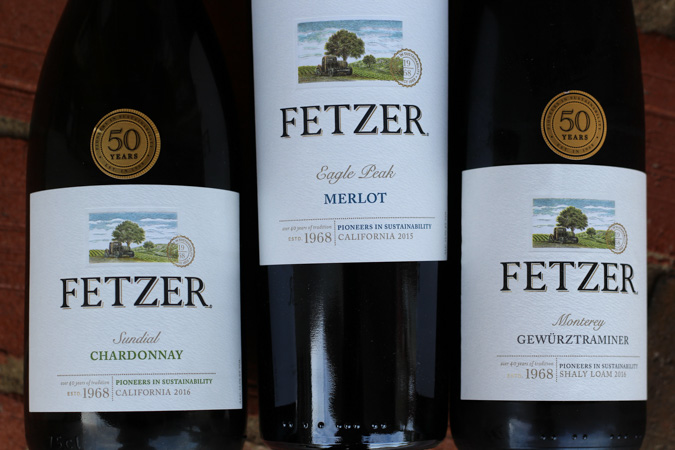 Fetzer Wines; Earth-Friendly and Affordable