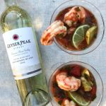 Mexican Shrimp Cocktail Paired with Geyser Peak Sauvignon Blanc