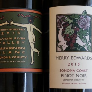 Celebrating Merry Edward's Winemaking Journey with a Winter Feast #WinePW