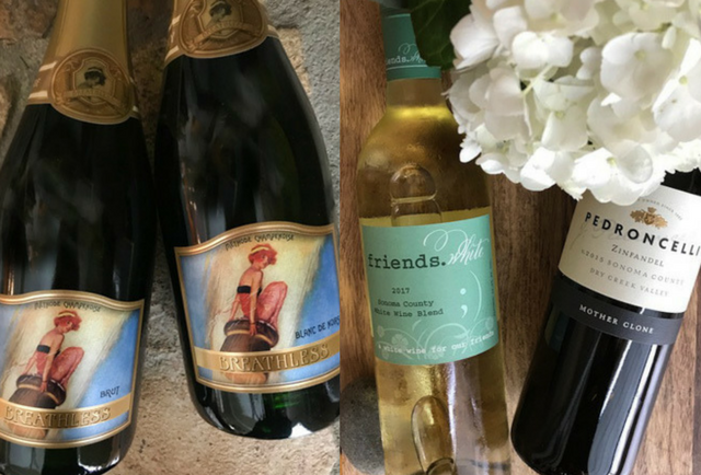 Two Sonoma Wineries and the Inspiring Women Behind Them
