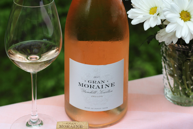 2017 Gran Moraine Rosé of Pinot Noir