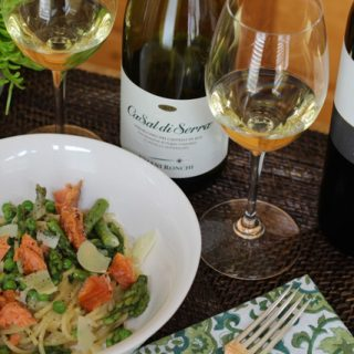 Verdicchio Paired with the Flavors of Spring
