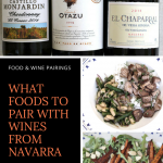 What Foods to Pair with Wines from Navarra