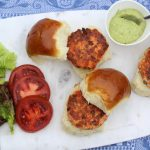 Salmon Sliders
