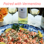 Which Vermentino to Pair with Shrimp and Fresh Herb Pilaf