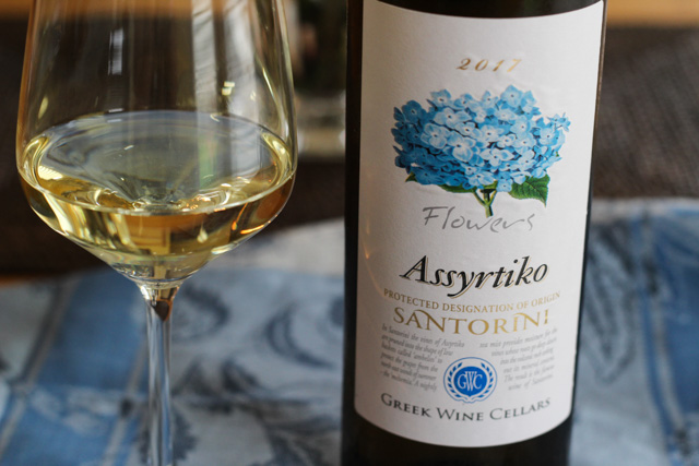 Greek Wine Cellars Assyrtiko Santorini