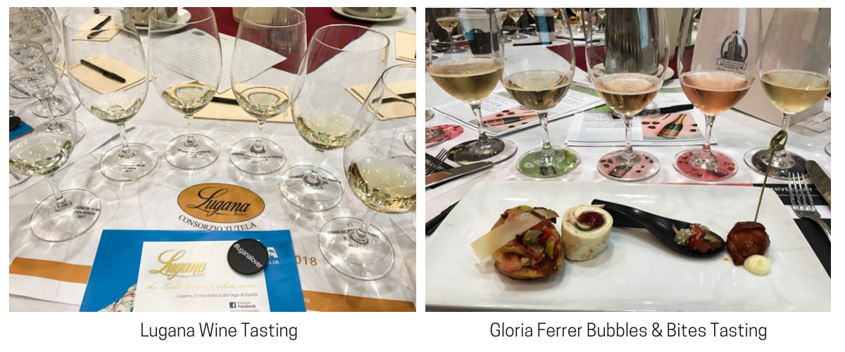 In-Depth Tastings #WBC18