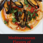 Mediterranean Flavors of Bouillabaisse paired with Lirac Blanc