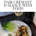 How to Pair Crémant d'Alsace with Food