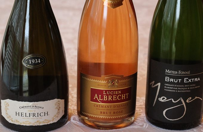 How to Pair Crémant d'Alsace and Food