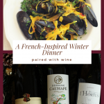 A French-Inspired Winter Dinner