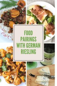 Food Pairings with German Riesling