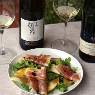 Food Pairings with German Riesling #WinePW