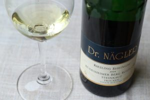 Dr. Nägler Rüdesheimer Berg Rottland Steinkaut Trocken Qualitätswein 2014