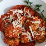 Italian Beef and Pork Meatballs