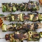 Sicilian Tuna Spiedini