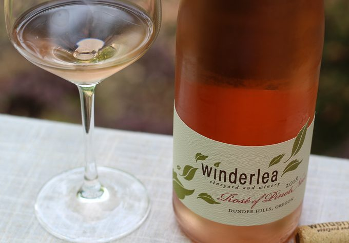 Winderlea Rosé of Pinot Noir