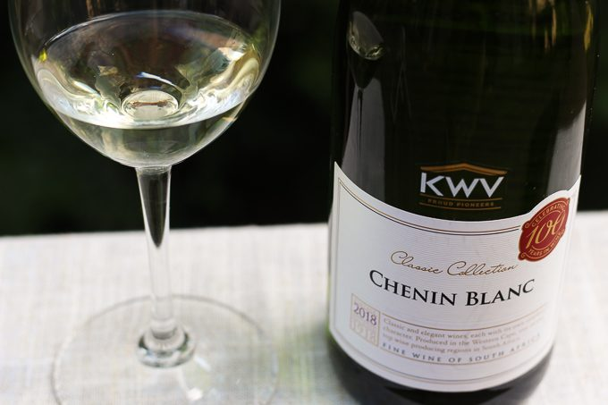 2018 KWV Chenin Blanc