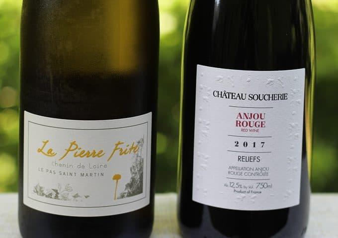 Loire Valley Anjou-Saumur Wines