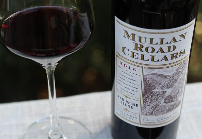 Mullan Road Cellars Red Wine Blend