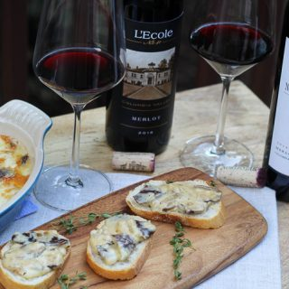 Food Pairings with Merlot #MerlotMe #WinePW
